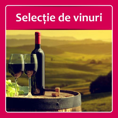 Selecție de vinuri